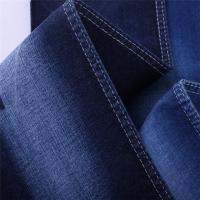 Buy cheap Boyfriend jeans cloth material, denim fabric,blue color, 7oz weight denim fabric from wholesalers