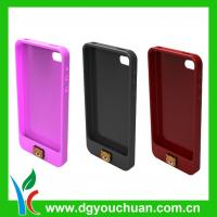 Buy cheap 2012 New popular soft washable cell phone silicone cases  for Iphone 5 case from wholesalers