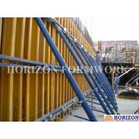 Buy cheap Adjustable Wall Formwork Systems Panel Strut ,  Flexible Concrete Formwork Secure from wholesalers