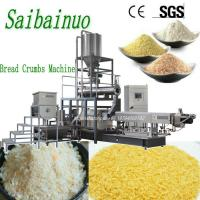 Buy cheap Automatic Japanese Plain Panko Bread Crumbs Production Machinery Plant from wholesalers