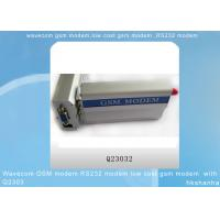 Buy cheap Wavecom GSM modem RS232 modem low cost gsm modem with Q2303 from wholesalers