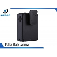 Buy cheap HD Police Wearing Body Cameras 2 IR Lights Built - In GPS Without LCD Screen from wholesalers