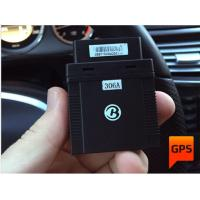 China TK306A OBD II gps tracker car tracking device no monthly fee one year warranty on sale