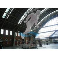 Buy cheap Customized Cartoon Character Inflatables PVC Tarpaulin Materials For Display product