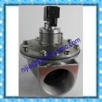 Cast Aluminum Goyen Pulse Jet Valve Diaphragm Dust Collector Valves Manufactures