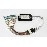 Buy cheap 40 channels 100GHz DWDM,Athermal AWG multiplexer equipment for 5G network,filter DWDM Mux/Demux from wholesalers