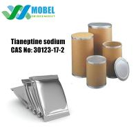 Buy cheap Tianeptine Sodium  CAS 30123-17-2  For Antidepressant  Pharmaceutical Grade 99% Purity from wholesalers