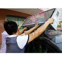 Buy cheap P6 Single Color Led Taxi Top Advertising Signs for Movable Advertising from wholesalers