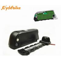 Buy cheap Lightweight 11.6ah Lithium Bike Battery , 48v Lithium Batteries For Electric Bikes from wholesalers