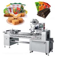 Buy cheap Fine dried noodles sachet automatic horizontal packing machine from wholesalers