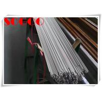 Wholesale 8×1.5mm Seamless Monel Alloy 400 Capillary Tube 1-29mm OD For Marine Processing from china suppliers