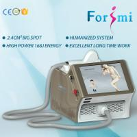Buy cheap Forimi Laser Soprano Alexandrite Permanent 808nm Diode Laser Hair Removal Machine Price from wholesalers