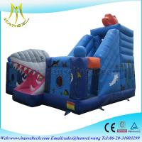 Buy cheap Hanselbaby pool with slide,large inflatable slides,buy bounce house wholesale from wholesalers