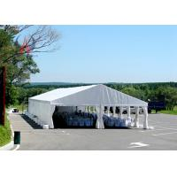Buy cheap Sunproof PVC Sail Roofing Large Event Tents , Giant Canopy Tent For Commodities Fair from wholesalers