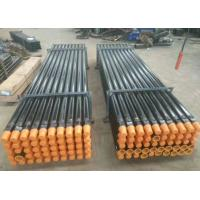 Buy cheap High Torque Resistance Threaded Drill Rod Length Customized For Mining Drilling from wholesalers