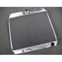 High performance aftermarket oversized auto radiator for EVO 4 5 6 7 8 TURBO exhaust MANIFOLD Manufactures