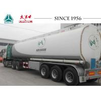 Buy cheap Big Capacity 48000 Liters 3 Axle Fuel Tanker Semi-Trailer For Gas Station from wholesalers