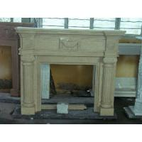 Buy cheap Carved Stone Fireplace / Marble Fireplace (LY-085) from wholesalers