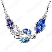 China fashion costume necklace zellata.com swarovski elements jewelry online on sale