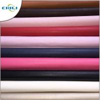 Buy cheap Rexine Car Seats PU Leather Fabric 0.3±0.1mm Thickness Fashionable from wholesalers