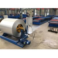 Wholesale 1.2m Automatic Sheet Metal Decoiler High Speed For Small Expanded Metal Machine from china suppliers