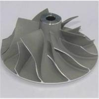 Wholesale Strictly Control Turbo Compressor Wheel Casting Part Surface Finishing Standard Size from china suppliers