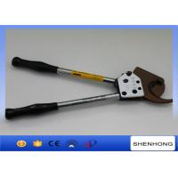 Buy cheap Cutting Tools J40 Manual Cable Cutter Cutting Max 300mm2 Cu&Al Cable from wholesalers