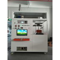 Buy cheap Flammability Testing Equipment Flooring Radiant Heat Flux Test Apparatus from wholesalers