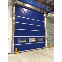 New Style Automatic Flexible High Speed Doors PVC Plastic Interior Manufactures