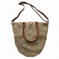 Buy cheap 2012 New Design Ladies' Tote Crocheted Bag, Fashionable from wholesalers