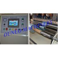 auto High Precision Slitting and rewinding Machine for Plastic / paper roll Manufactures