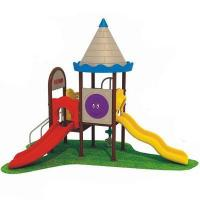 Buy cheap Engineering Plastic Outdoor Playground AM-1676A from wholesalers
