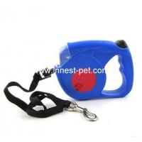 Wholesale LED retracable dog leash with light, pet dog products, dog item, pets products, pet leashes, dog leashes from china suppliers