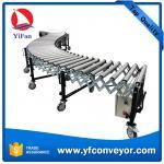 2021 China Professional Heavy Duty Galvanized Flexible Powered Roller Conveyor