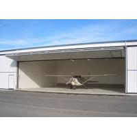 Buy cheap Large Pre Manufactured Steel Structure Hangar Aircraft Hangar Buildings from wholesalers