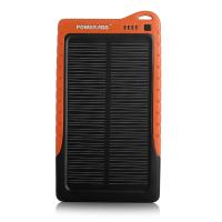 Buy cheap Ce Rohs Usb Portable Solar Panel Power Bank 7200mah / Solar Panel Charger from wholesalers