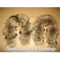 Buy cheap Chinese Raccoon Fur Trimmings from wholesalers