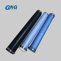 Buy cheap High oxygen 500mm 1000mm length epdm membrane tube bubble diffuser from wholesalers
