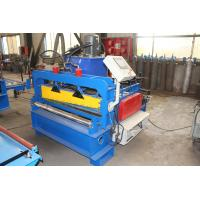Buy cheap 0.12-0.6mm Cut To Length Machine 1300mm Width Full Automatic Leveling from wholesalers