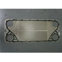 Buy cheap FP205 Funke Gaskets , Industrial Heat Exchanger Gaskets Rubber Sealing Reusable from wholesalers