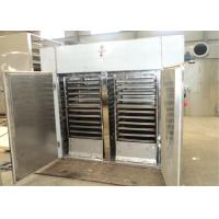 Buy cheap Professional Industrial Hot Air Tray Dryer Stainless Steel Food Dehydrator from wholesalers