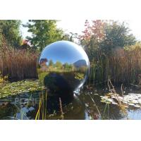 Buy cheap Large  Inflatable Mirror Ball For Ceremonies / Festival Decoration from wholesalers
