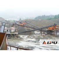 Buy cheap High Efficiency Stone Crushing Line , Jaw Crusher Plant for Limestone Granite from wholesalers