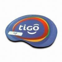 Buy cheap Eco-friendly Waterproof Mouse Pad, Customized Sizes, Colors, Designs and Logos are Welcome from wholesalers