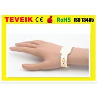 Buy cheap High End Wrist Identify Medical ID Bands , Medical Barcode For Mother / Kids / Patient from wholesalers