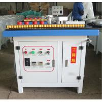 Buy cheap kdt portable pvc wood mdf straight edge banding machine and glue from wholesalers