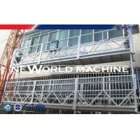 Wholesale Aluminum Suspended Working Platform For Building Cleaning Maintain from china suppliers