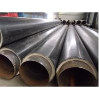 Buy cheap API 5L / API 5CT HDPE Insulated Steel ERW / SSAW Pipe For Water Pipe , Large Diameter from wholesalers
