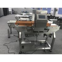 Wholesale Touch screen conveyor belt intelligent Packaged and Bulk Food metal detector from china suppliers