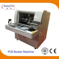 Buy cheap High Resolution CCD and Camera  PCB Separator Machine PCB Router from wholesalers